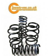 Mk2 Golf Eibach Pro-Kit Lowering Springs 16V & Diesel, Jetta (1)